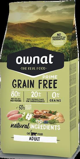 Grain Free Adulte chat 3kg