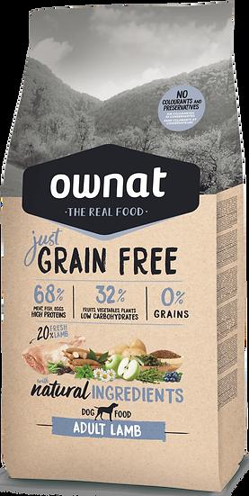 Grain FreeJust Lamb 14 kg