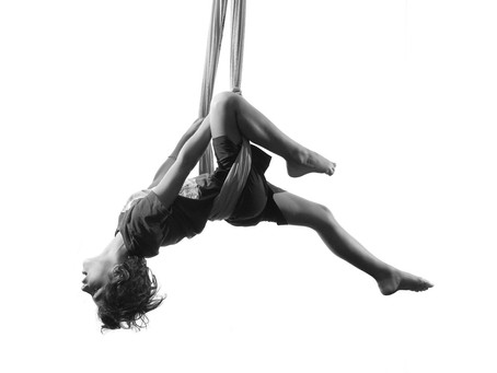 26/01 : STAGE YOGA AERIEN ENFANTS