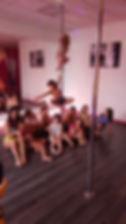 ANNIVERSAIRE | ENFANT |  POLE DANCE | GRENOBLE | CROLLES