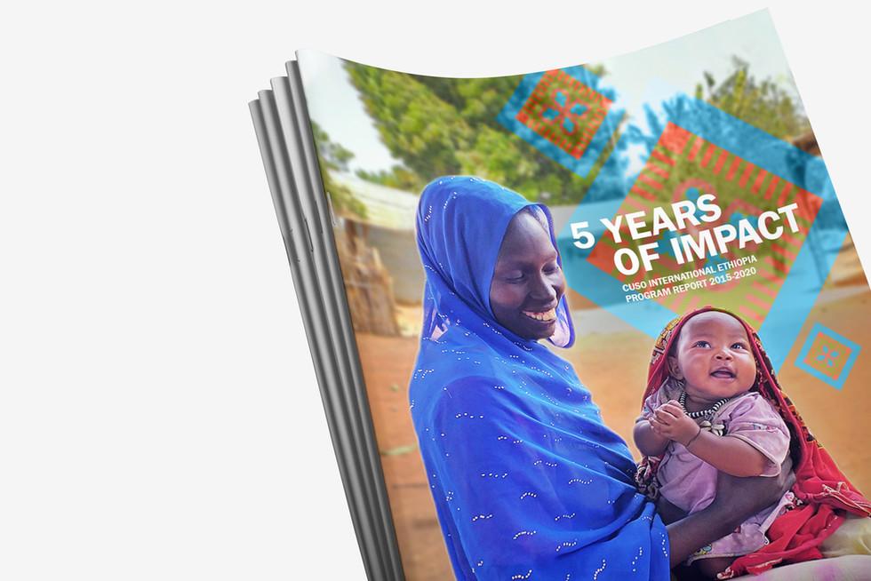 Client: Cuso International | Strategy & Publication Design | Social Work