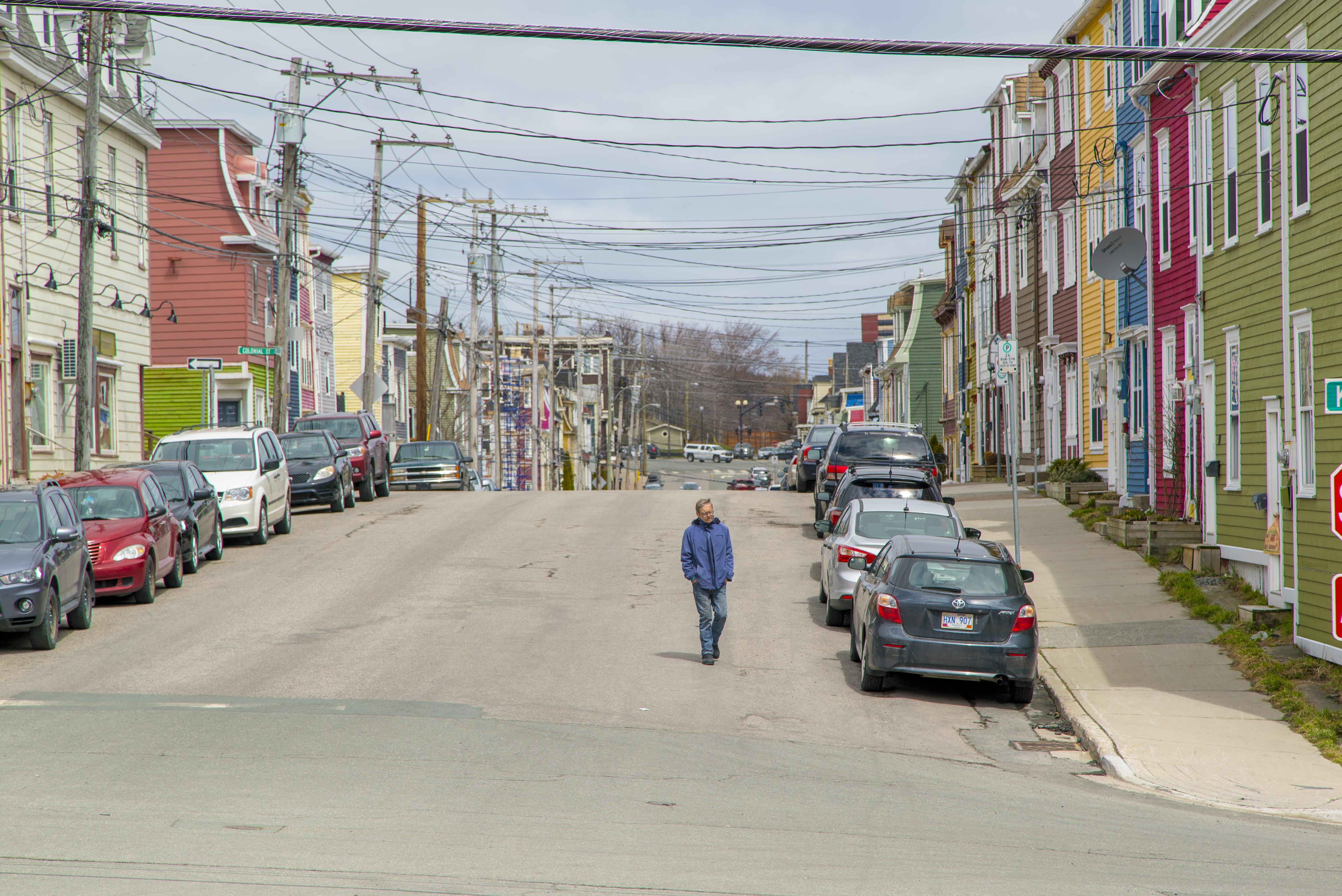 St. John's Town