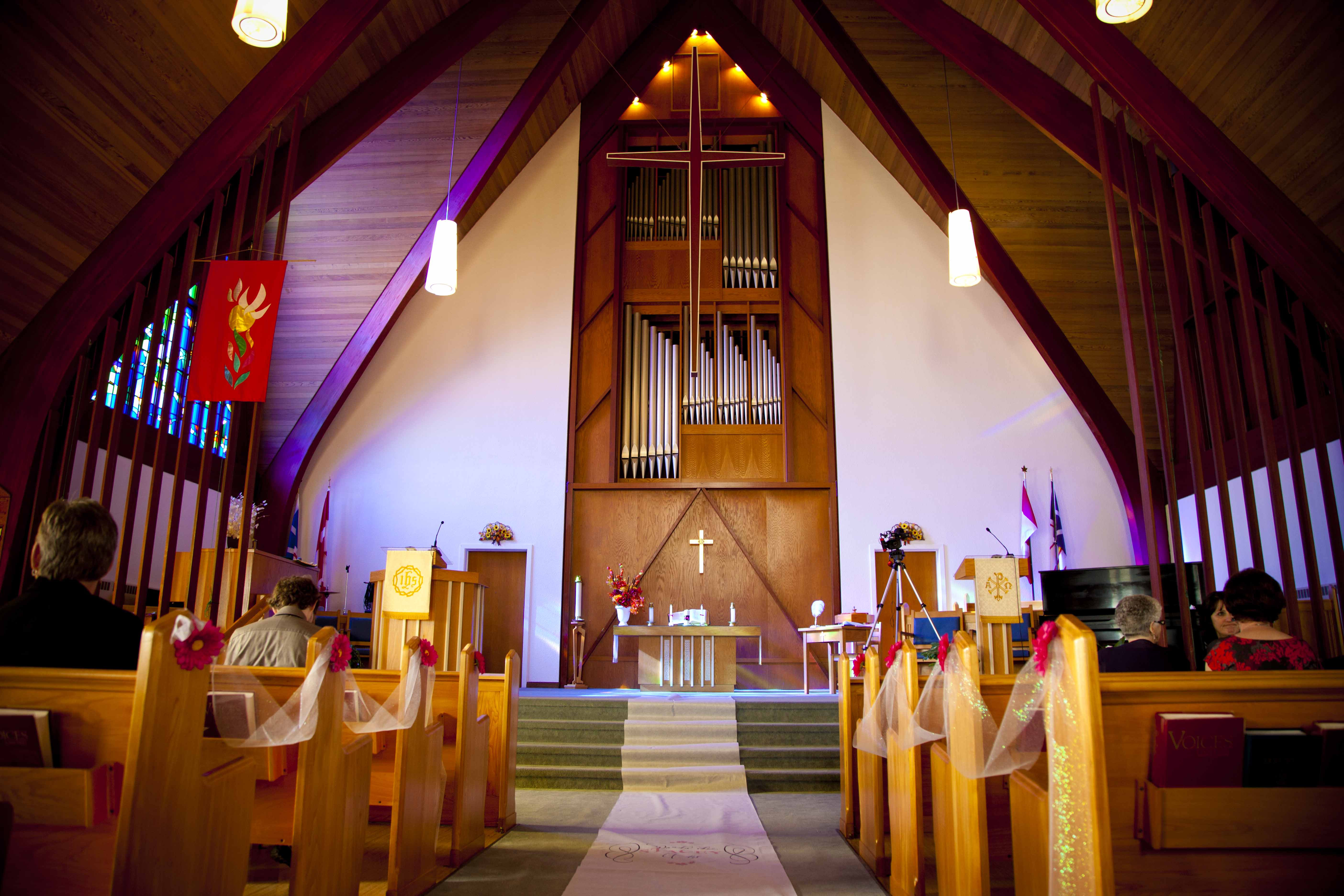 St. James United Church NL