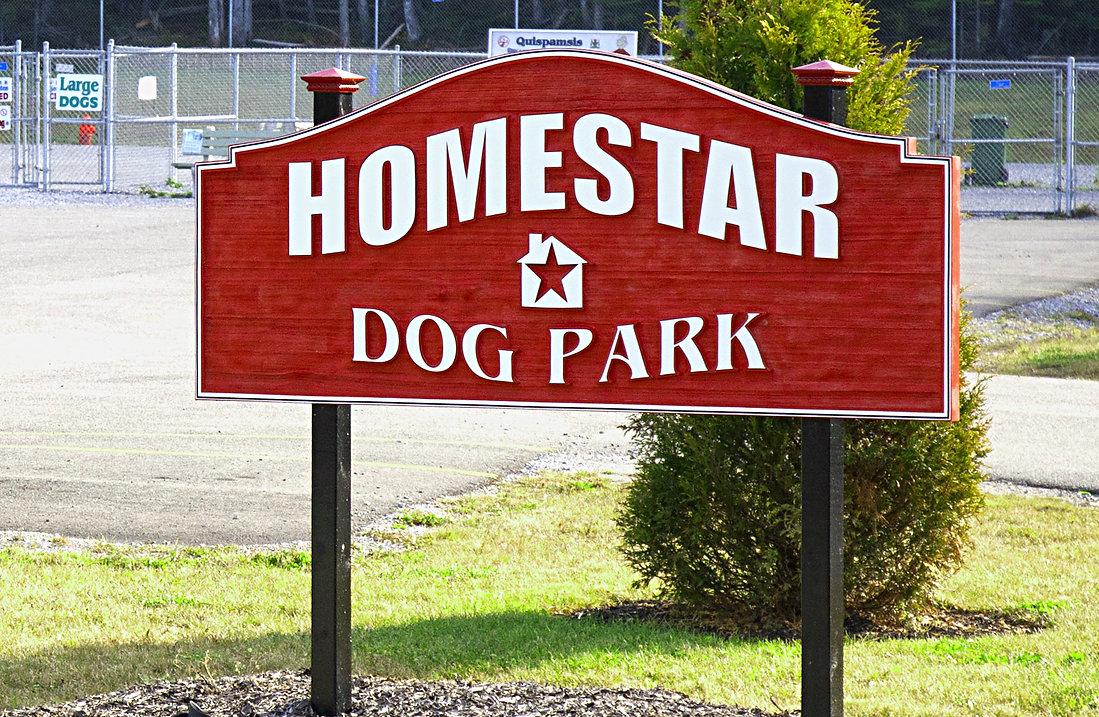 Homestar Dog Park