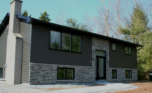 Complete Exterior Renovation by Homestar