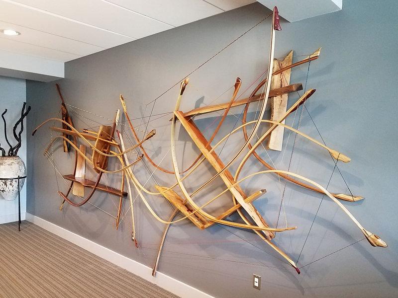 Odysseus No 1, Wood, Handmade String, Oi