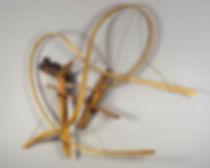 Odysseus No 6, Wood, Handmade String, Oi