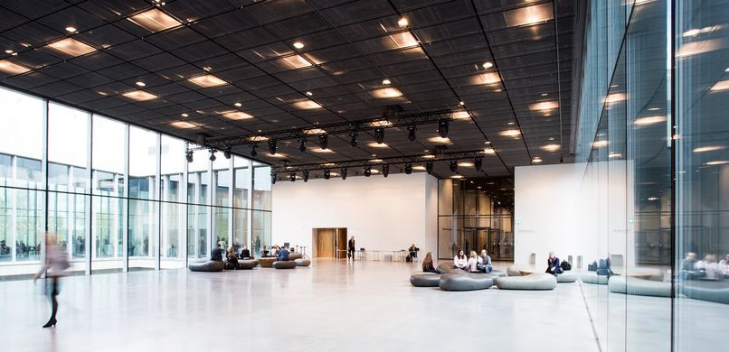 ESTONIAN NATIONAL MUSEUM - INTERIORS - DGT _ DORELL