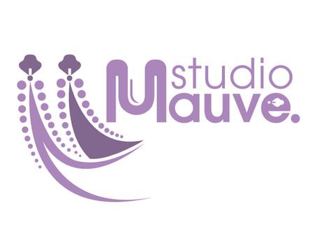 studio Mauve.スタジオモーブ ロゴ決まりました。