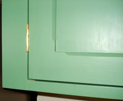 TW kit green detail