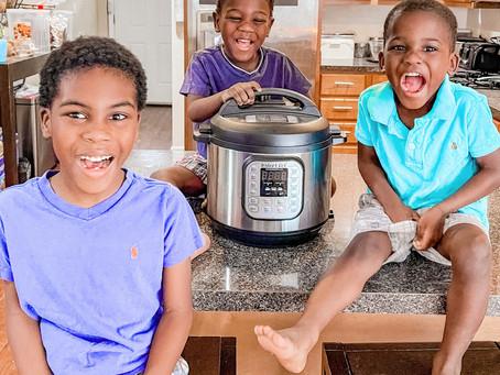 Our Favorite Instant Pot Recipes