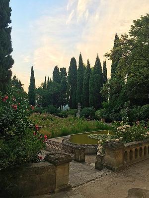 Le Jardin italien. Eté 2020 © Olivier R