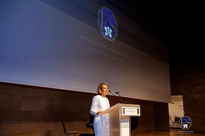 La fondatrice Natalia Logvinova Smalto. © Philippe Provoly