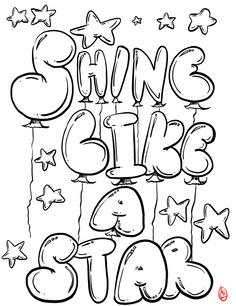 Shine Like A Star