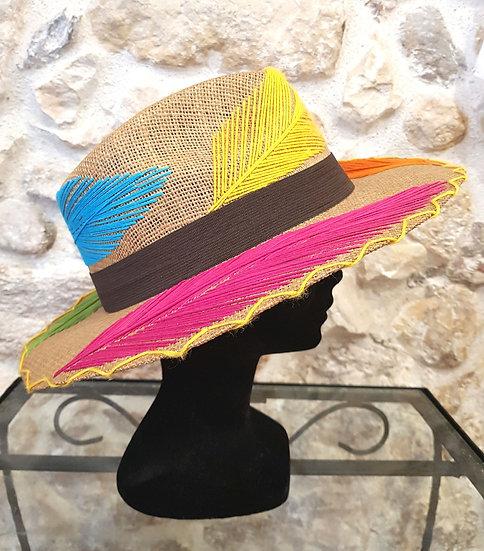 Chapeau Color Latino  - Summer Romero