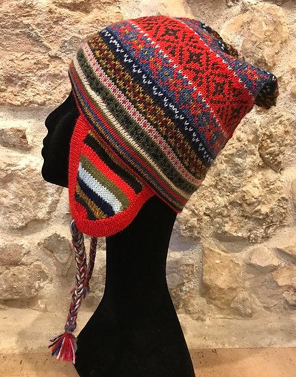 Bonnet péruvien Choquequirao