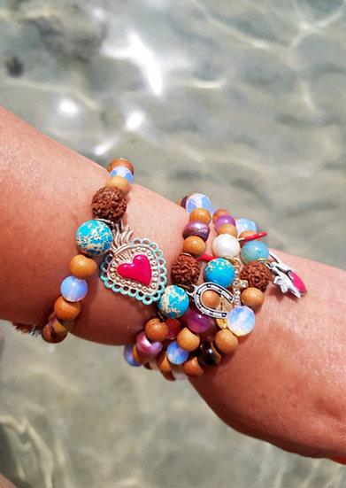 Bracelets Porte-Bonheur  Bohème
