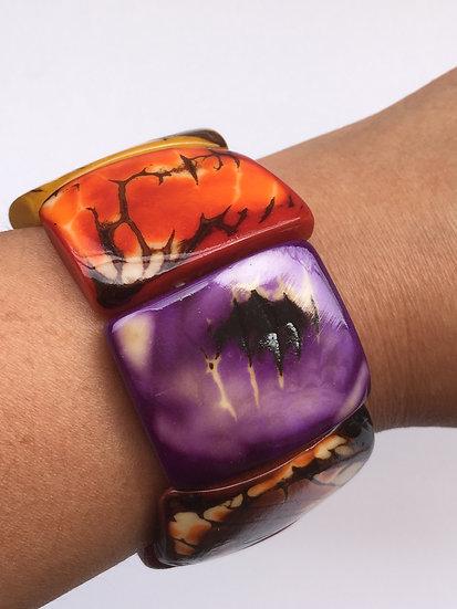 Bracelet Tagua Colores