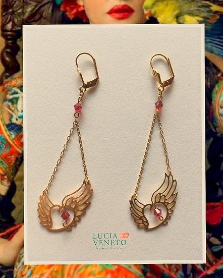Boucles d'oreilles Andalousie