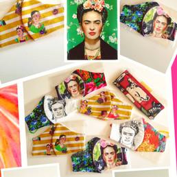 Masques Frida Kahlo