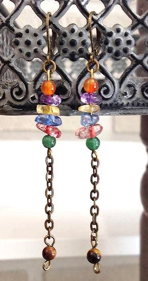 Boucles d'oreilles - Collection Karantez by  Lucía Veneto