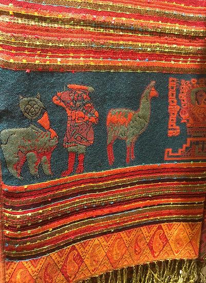 Étole Inti Raymi