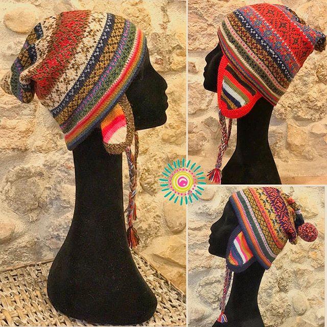 Noël 🎄 Idée Cadeau 🎁 ✨Les bonnets péru