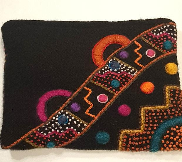 Pochette Brodée Raymi
