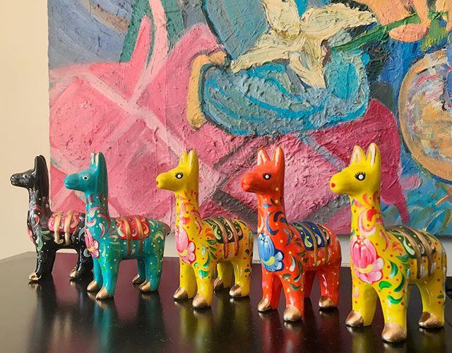 Art- Lamas décoratifs