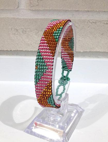 Bracelet en Perles Maya