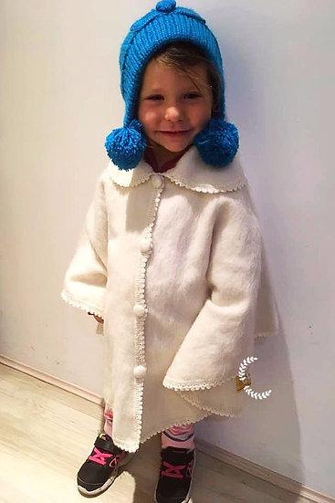 Bonnet Eva - Modèle taille Enfant