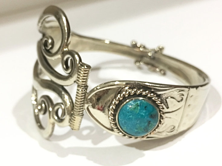 Manchette Inca Turquoise