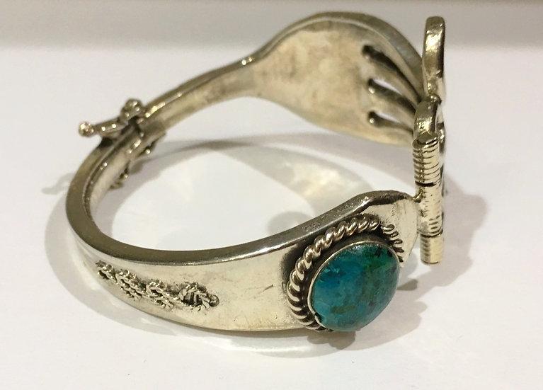Manchette Cuzco Turquoise