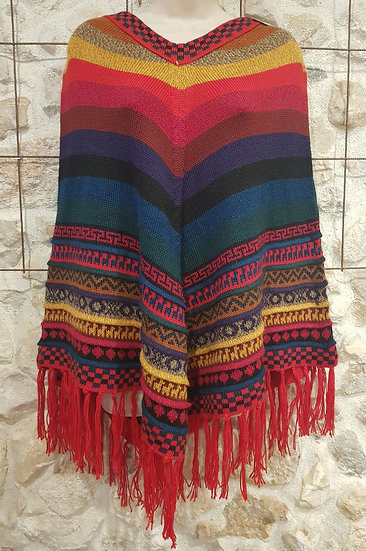 Poncho Apu Andes