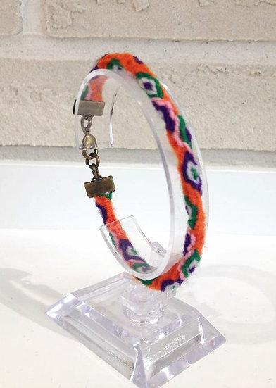 Bracelet Taquile - Orange