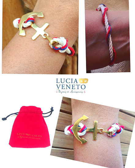 Bracelet Sailor Nautique