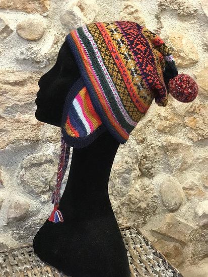 Bonnet péruvien Vinicunca