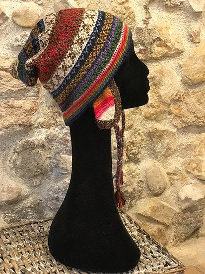 Bonnet péruvien Maras