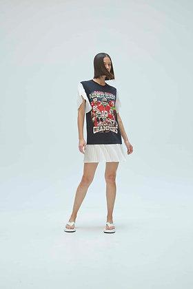 'BELMOND' Mini dress