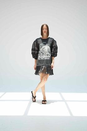 'ROSEWOOD' Mini dress