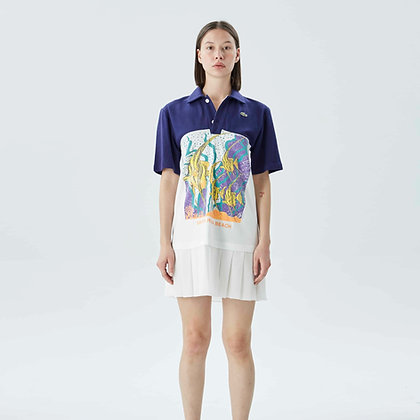 'RITZ' mini dress