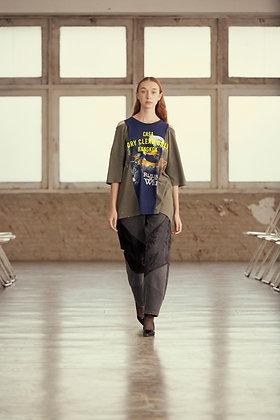 Slash Symmetric t-shirt