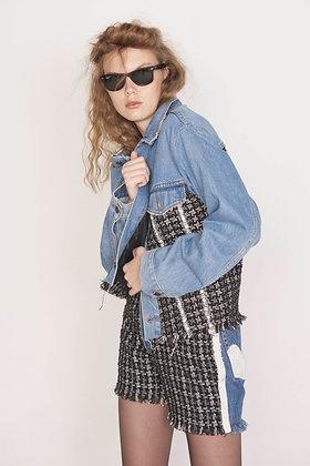 Wool Jacket Jeans