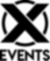 X Events Logo (Square-Black).png