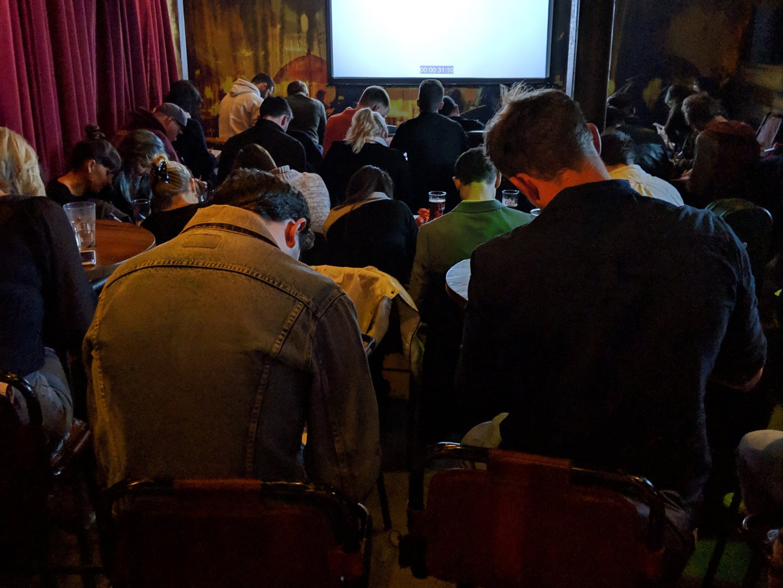 Manchester Lift-Off Film Festival 2019