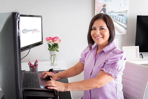Spanish by Mary Private Spanish Teacher, Virtual Tutoring and Spanish Lessons