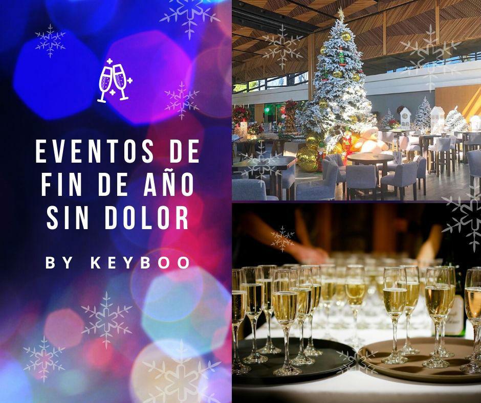 Fiesta empresarial navideña by Keyboo