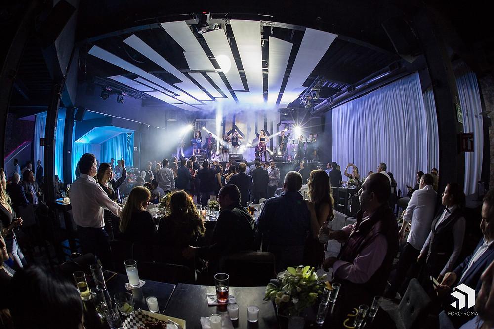 Keyboo te presenta una lista de venues para tu fiesta empresarial de fin de año