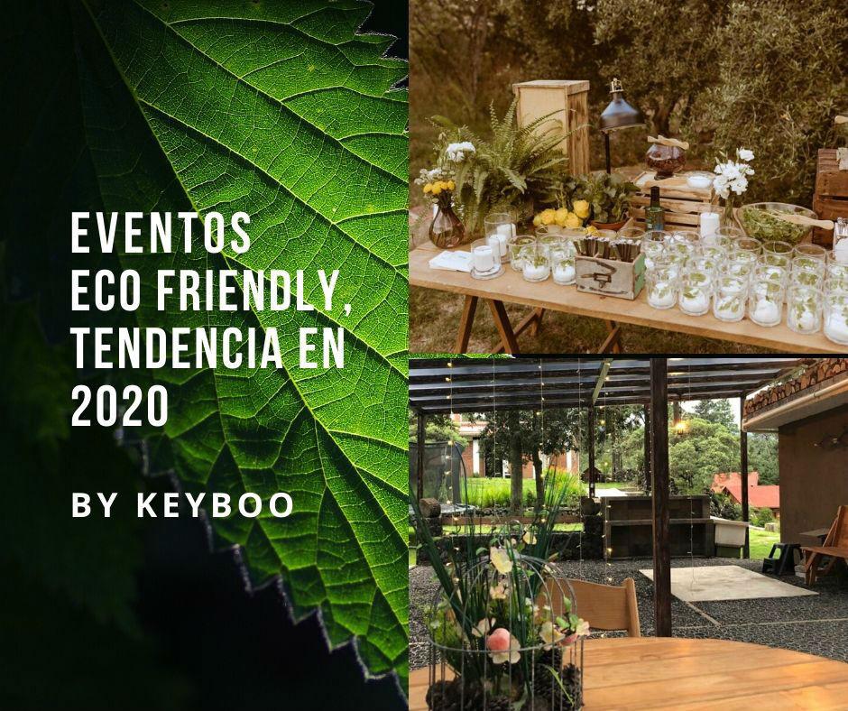 Eventos sustentables by Keyboo