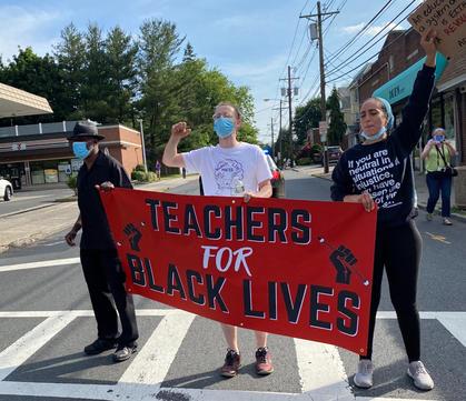 Teachers for Black Lives Rallies